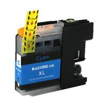 Compatibile rigenerata garantita Cartuccia d'inchiostro Ciano LC125XL - LC127