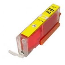 Cartuccia d'inchiostro compatibile rigenerata Canon CLI-581XXL GIALLO