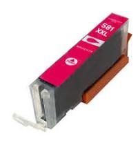Cartuccia d'inchiostro compatibile rigenerata Canon CLI-581XXL MAGENTA