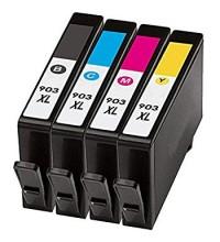 Compatibile rigenerato garantito Cartuccia d'inchiostro nero HP 903XL 30ML