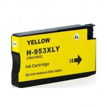 Compatibile rigenerata garantita  HP 953 giallo Circa 1600 pagine