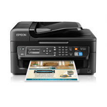 Epson WorkForce WF-2630WF Ad inchiostro A4 Wi-Fi Nero