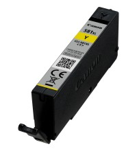 Cartuccia d'inchiostro giallo Canon CLI-581xl