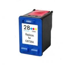 Compatibile rigenerata garantita HP 28 colore C8728A(28) CMY