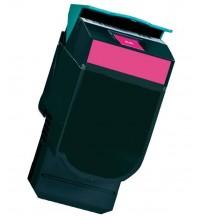 Toner compatibile rigenerato garantito 100% Lexmark CS317 MAGENTA 2300 PAGINE