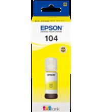 Epson 104 (C13T00P440) Cartuccia d'inchiostro giallo