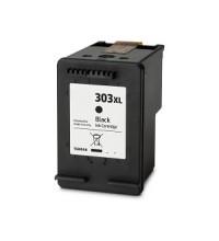 Cartuccia compatibile rigenerato garantito 100% 303 xl NERO per Hp 600 pagine