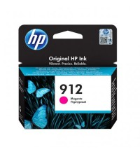Cartuccia originale colore magenta HP 912 (3YL78AE) per OfficeJet Pro 8022
