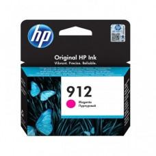 Cartuccia originale colore magenta HP 912 (3YL78AE) per OfficeJet Pro 8022