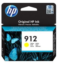 Cartuccia originale colore giallo HP 912 (3YL79AE) per OfficeJet Pro 8022