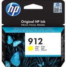 Cartuccia originale colore giallo HP 912 (3YL79AE) per OfficeJet Pro 8022