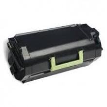 Toner compatibile rigenerato garantito 100% NERO LEX622H per LEXMARK MX710,MX711,MX810,MX811,MX812 25K PAGINE