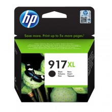 Cartuccia originale colore NERO HP 917XL (3YL85AE) per OfficeJet Pro 8022
