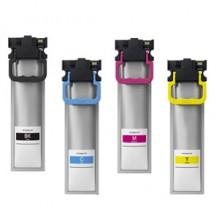 Pigmento Compatibile rigenerato garantito 100% CIANO EPSON T9452