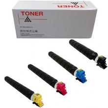 Toner compatibile rigenerato garantito 100% ciano UTCK8511C per UTAX 2506 (12000Pagine)