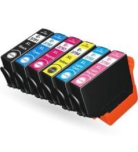 Cartuccia compatiibile rigenerato garantito 100% light magenta T3786XL per Epson