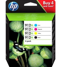 MULTIPACK ORIGINALE HP 912XL (3YP34AE) per HP OfficeJet Pro 8022