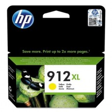 Cartuccia originale colore GIALLO HP 912XL (3YL83AE) per OfficeJet Pro 8022