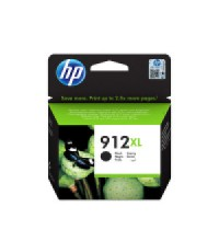 Cartuccia originale colore NERO HP 912XL (3YL84AE) per OfficeJet Pro 8022