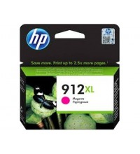 Cartuccia originale colore MAGENTA HP 912XL (3YL82AE) per OfficeJet Pro 8022