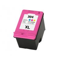 Compatibile rigenerato garantito HP 304 (N9K07AE 304 XL) Cartuccia tricolore