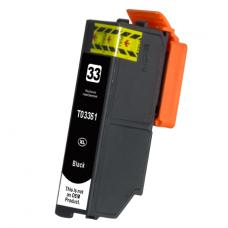 Epson Cartuccia d'inchiostro nero T3351 XL Compatibile rigenerato garantito