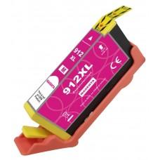 Cartuccia compatibile rigenerato garantito 100% con HP 912 xl Magenta