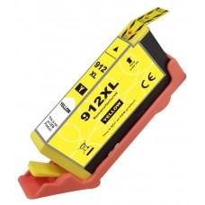 Cartuccia compatibile rigenerato garantito 100% con HP 912 xl Giallo