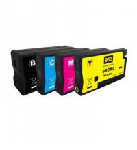 Cartuccia compatibile rigenerato garantito 100% con HP 963xl Magenta 1600 pagine
