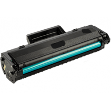 Toner compatibile rigenerato garantito 100% HPW1106A NERO CON CHIP