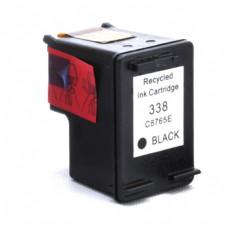 Compatibile rigenerata HP Cartuccia d'inchiostro nero C8765EE 338 garantita