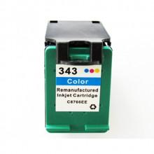 Cartuccia d'inchiostro compatibile rigenerato garantito colore HP C8766EE 343 xl