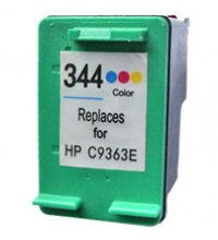 HP compatibile rigenerato garantito 100% colore 344 XL