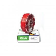 ABS filament Rosso 1.75 mm / 1 kg eSun