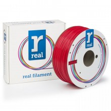 ABS filament Rosso 2.85 mm / 1 kg Real