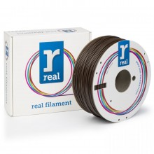 ABS filament Marrone 2.85 mm / 1 kg Real