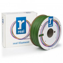ABS filament Verde 2.85 mm / 1 kg Real