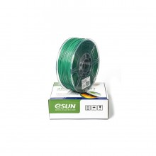 ABS filament Verde 1.75 mm / 1 kg eSun