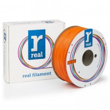 ABS filament Arancione 1.75 mm / 1 kg Real