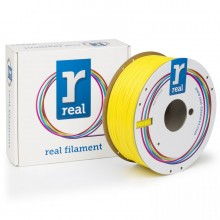 ABS filament Giallo 1.75 mm / 1 kg Real