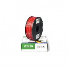ABS filament Rosso 3 mm / 1 kg eSun