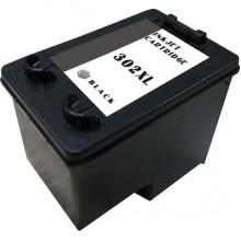 Compatibile rigenerato garantito al 100% HP 302 XL nero Cartuccia d'inchiostro