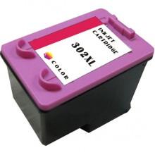 Compatibile rigenerato garantito al 100% Tre colori HP 302 XL Cartuccia d'inchiostro