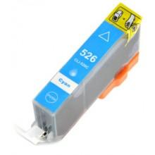 Cartuccia d'inchiostro compatibile rigenerato garantito CLI-526 Ciano 10ml