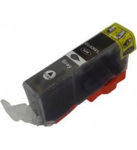 Ink cartridge compatible remanufactured CLI-526 grey