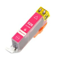 Ink cartridge compatible remanufactured CLI-526 Magenta
