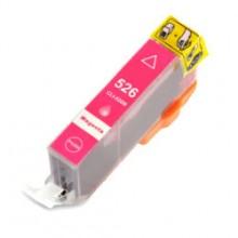 Cartuccia d'inchiostro compatibile rigenerato garantito CLI-526 Magenta 10ml