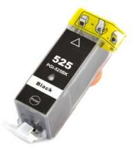 Cartuccia d'inchiostro compatibile rigenerato garantito ciano CLI-525 bk