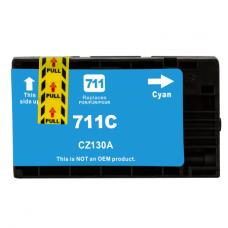 HP Cartuccia d'inchiostro ciano CZ130A 711 Compatibile rigenerato garantito