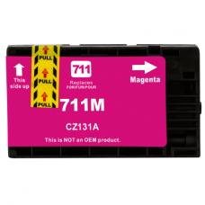 HP Cartuccia d'inchiostro magenta CZ131A 711 compatibile rigenerato garantito